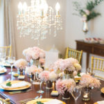 Table setting Sussex event planner