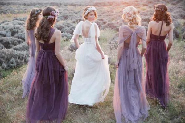 Ultra Violet Wedding Ideas You'll Fall In Love With